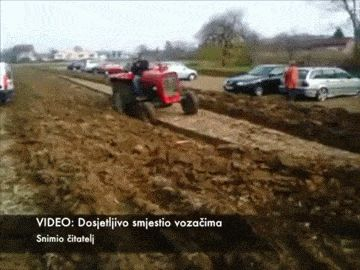 This Farmer Asked People Not to Park on His Land. They Did Anyways so He Did THIS