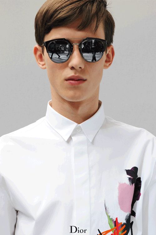 ray ban glasses for men eifs  menstyled: Dior Homme Summer 2015 collection via dior So cool!! #