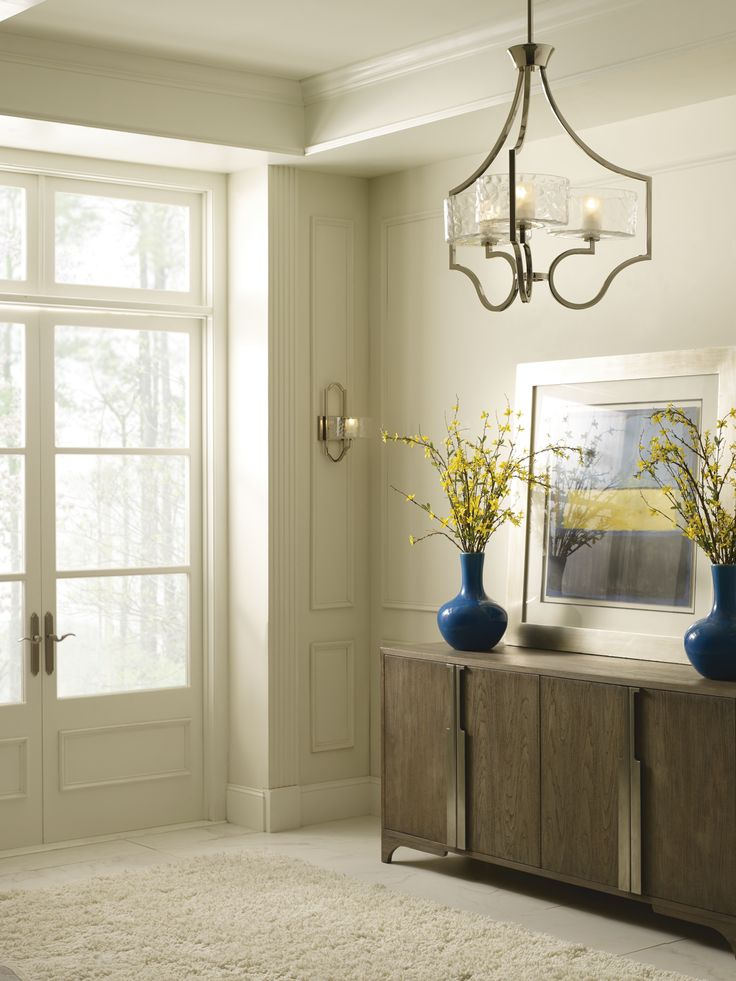 Love your entryway lighting and make guests feel welcome as soon as they enter the front & 63 best Style By Space: Entryway images on Pinterest | Entryway ... azcodes.com