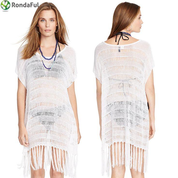 Women hollow Shirt Beach Clothes Bikini Shirts beach bikini outer blouse beach skirt Anti-sunburn support wholesale dropshipping