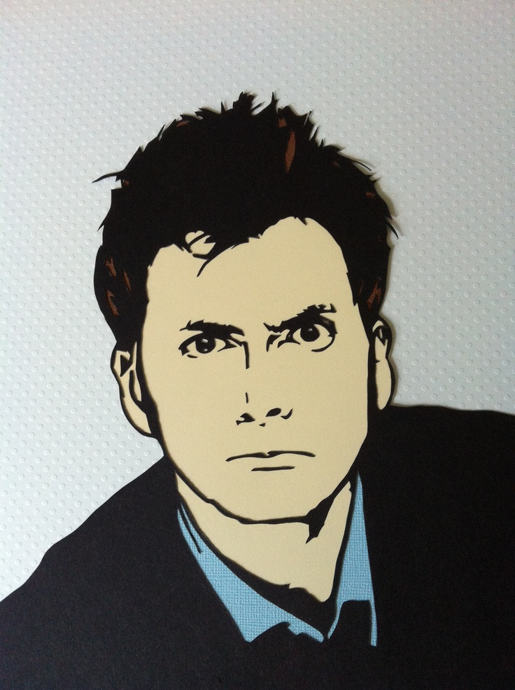 The 10th Doctor!