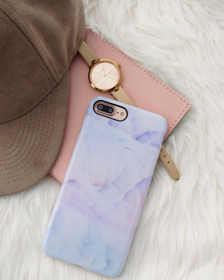 Northern Lights Marble Case for iPhone 7 & iPhone 7 Plus from Elemental Cases