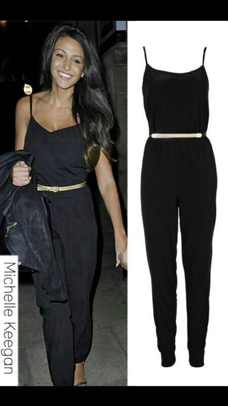 Michelle Keegan Jumpsuit will be arriving next week #ss14 #love #fashion