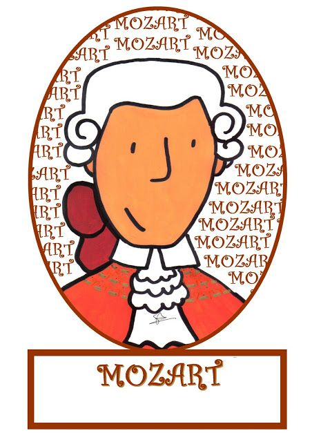 Ssissimonea: COMPOSSITORES Only Mozart.