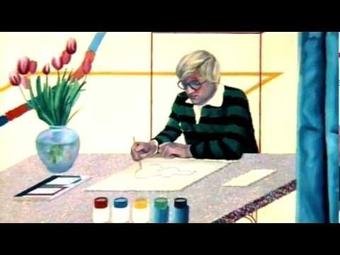 Robert Hughes interviews David Hockney