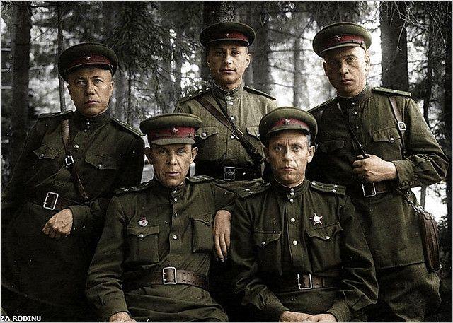 Soviet Red Army ww2