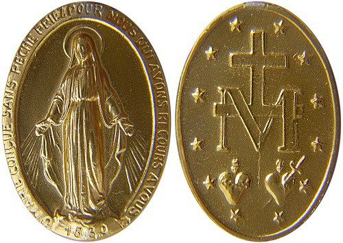 The story of the Miraculous Medal arises from the apparitions of our Blessed Mother to St. Catherine Laboure, a novice at the motherhouse of the Daughters of Charity in Paris (where it still stands…