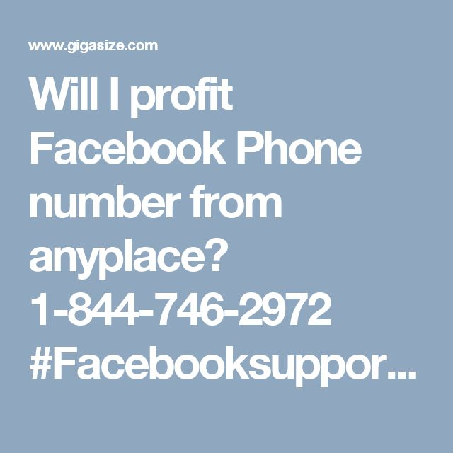 Will I profit Facebook Phone number from anyplace? 1-844-746-2972 #Facebooksupport #Facebookcustomersupport #Facebookphonenumber #Facebooksupportnumber In the event that you are searching for the Facebook Phone number then you should simply to make a call at 1-844-746-2972 where we will help you in the accompanying way:- Conundrums of Facebook issues can be annihilated. Get the cure from the specialists. 100% consumer loyalty. For more visit us our website…