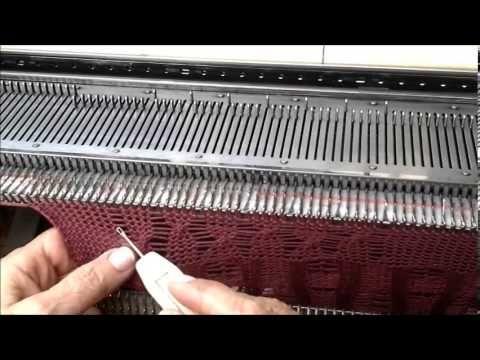 кофточка с косичками 2*2- Isaura Карвалью демо-видео - YouTube