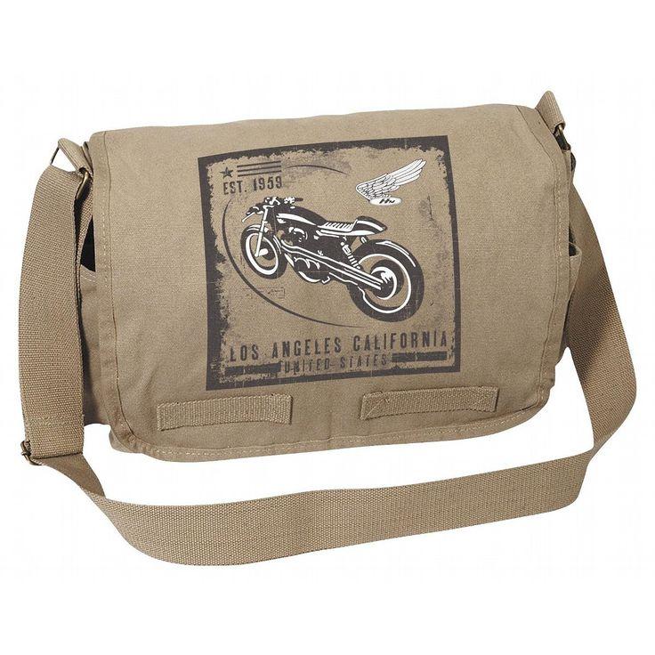 Honda Vintage Messenger Bag - Bags - Motocross - Canada's Motorcycle