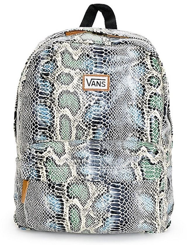 shopstyle vans off the wall realm blue snake print mens on off the wall id=12583
