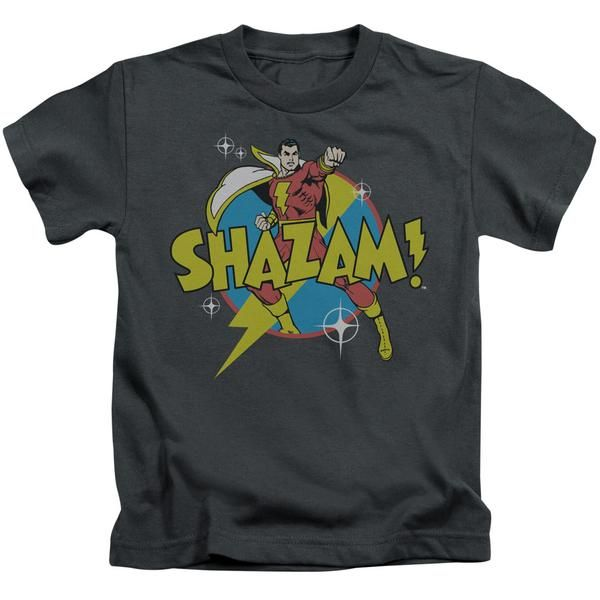 Shazam: Power Bolt Juvy T-Shirt - NerdArmor.com