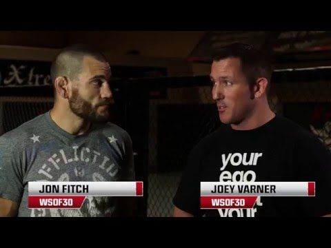 #WSOF30 Uncaged: Joey Varner Interviews Jon Fitch
