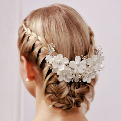 wedding hair | We make wedding hair design easy with our huge choice of wedding hair ...