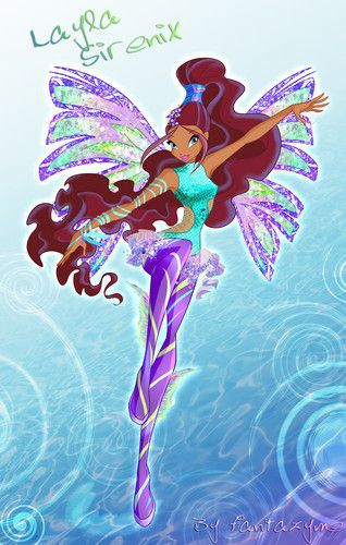 Winx club 5 season Layla Sirenix\Винкс 5 сезон Лейла Сиреникс - the-winx-club Photo