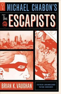 Michael Chabon's the Escapists by Michael Chabon: I loved this graphic novel that comes straight out from one fo Chabon's best book. The illustrations are fantastic in rendering the sense of time passing (in comics also) and the story is good!
