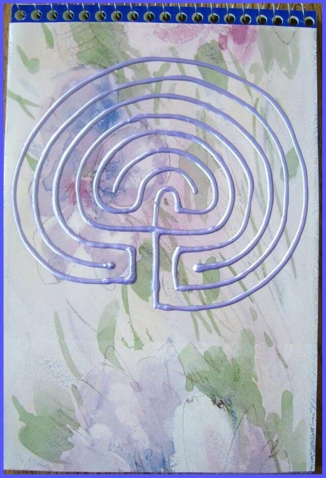 46 Best Finger Maze Images On Pinterest Labyrinths Maze