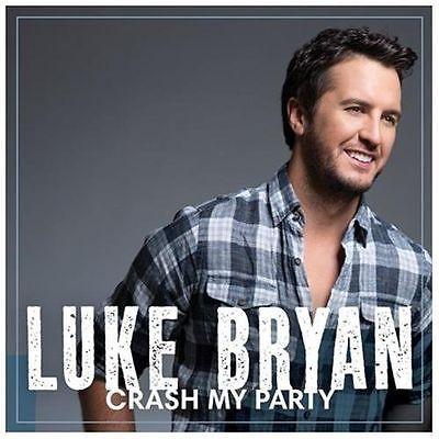 Crash My Party by Luke Bryan (CD, Oct-2013)