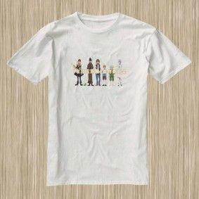 Uchouten Kazoku 02B4 #UchoutenKazoku #Anime #Tshirt