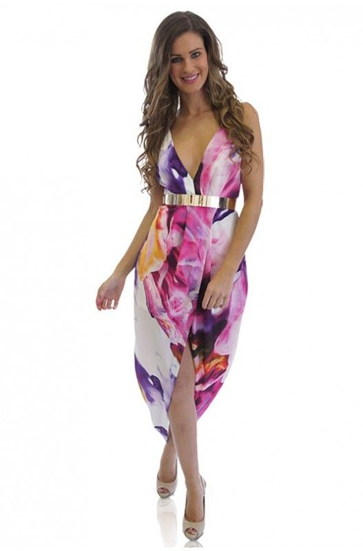 Sweetest Envy Maxi Dress- Stunning abstract printed maxi dress. Shop Only at A$59.95.
