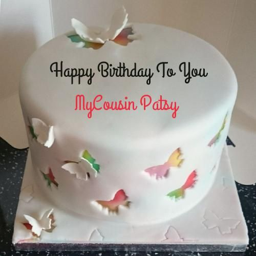 Cake Decorating Writing Names : 1000+ ideas about Butterfly Birthday Cakes on Pinterest ...