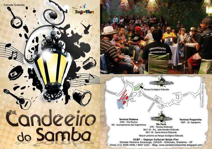 """Candeeiro do Samba O Candeeiro do Samba é realizado todo primeiro sábado do mês, num encontro que reúne sambistas e outros apreciadores do samba de raiz. Tem como proposta divulgar as composições da Velha Guarda do Samba Nacional e difundir suas riquezas culturais para as novas gerações. Durante a programação, compositores apresentam ao público suas...<br /><a class=""""more-link"""" href=""""https://catracalivre.com.br/geral/agenda/barato/candeeiro-do-samba-2/"""">Continue lendo »</a>"""