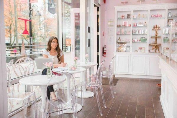 A Peek Inside Sweet Bake Shop | theglitterguide.com