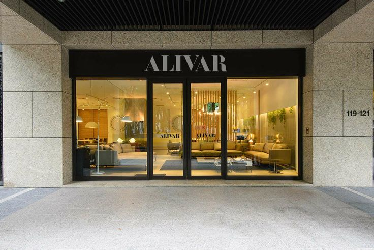 ALIVAR : NEW SHOWROOM IN TAIWAN