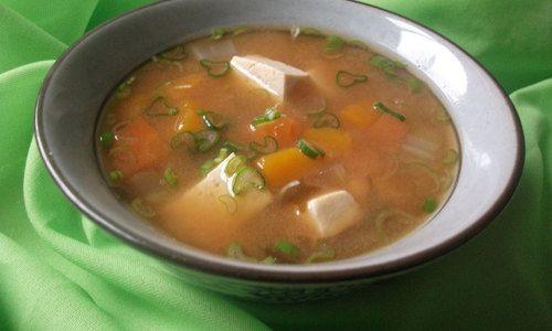 ... Miso soup :) | Macrobiotic life&food | Pinterest | Miso soup, Soups