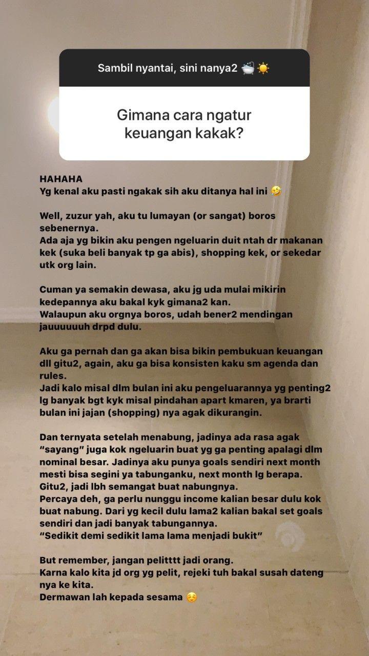 Pin Oleh Aisya Bashay Di Q N A Kutipan Motivasi Sukses Kata Kata Indah Motivasi