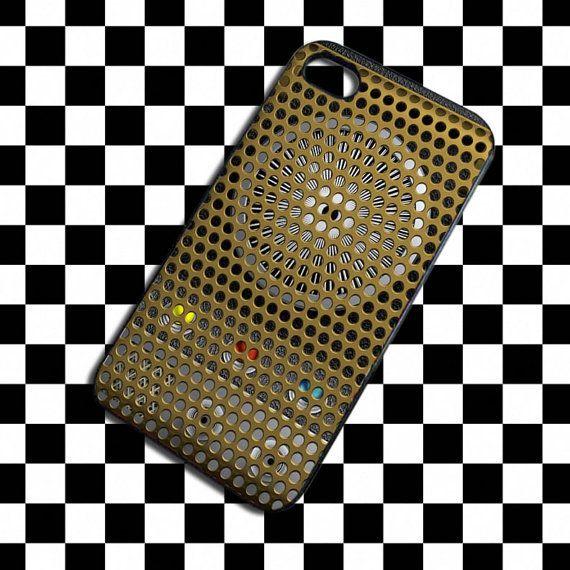 Star Trek Communicator Print iPhone 4, iPhone 4S, iPhone 5, Samsung Galaxy S3, Samsung Galaxy S4 Case