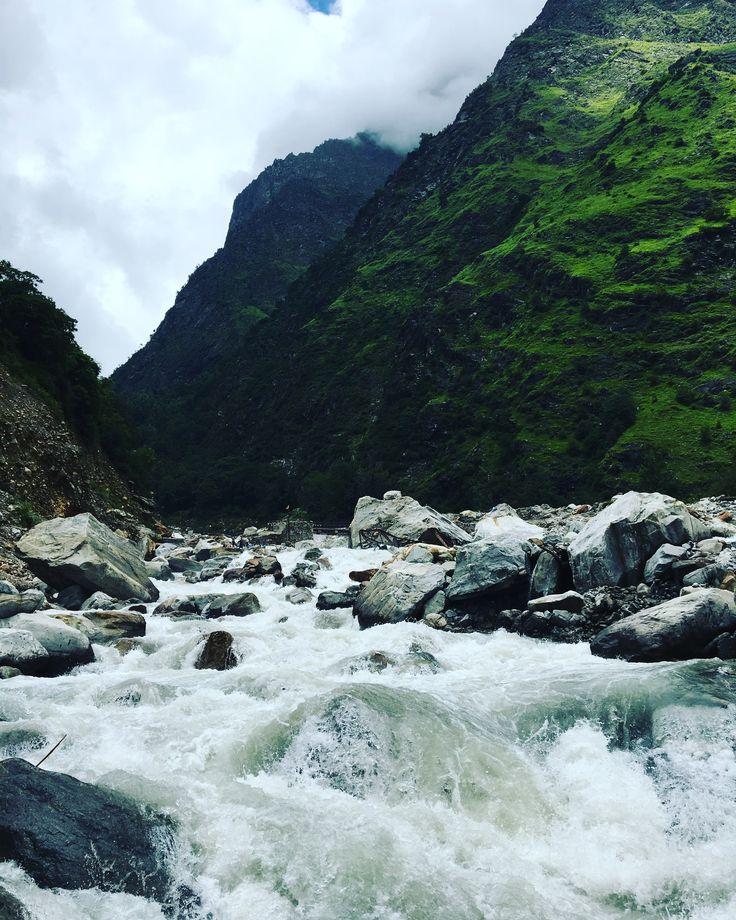 The magnificent Ganga