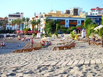 Teneriffa Süd - Playa San Juan