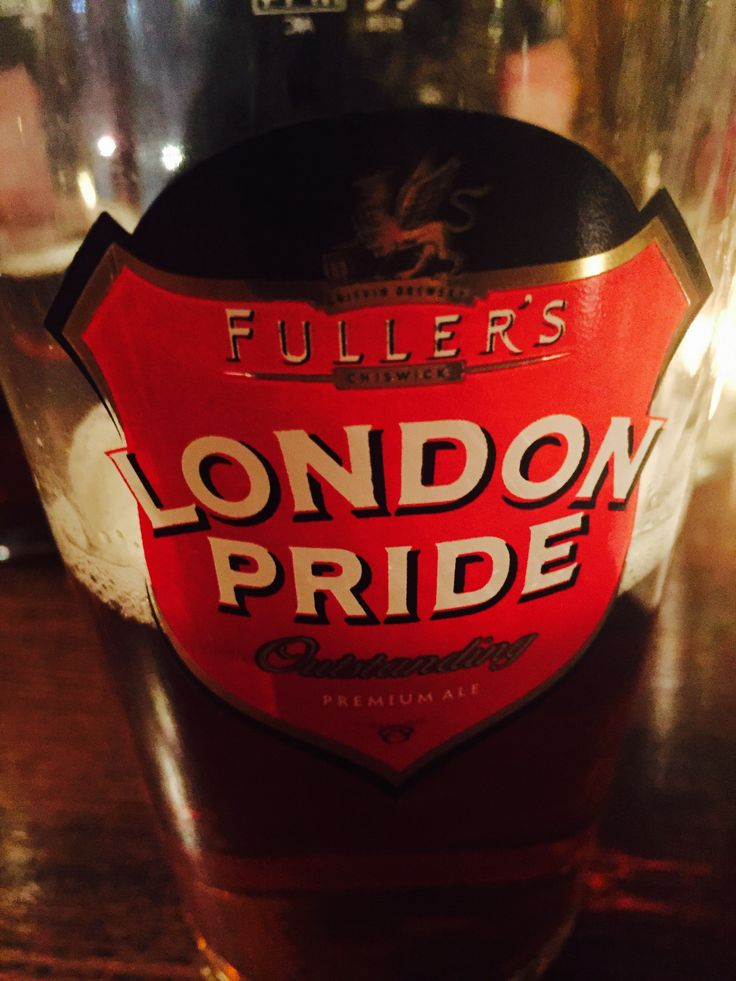 London Pride - #Beer £12 tasting tour (£10.90 + £1.10 booking fee) Tours operate Mon-Fri only, at 11am, 12noon, 1pm, 2pm and 3pm.  http://www.fullers.co.uk/contact-us