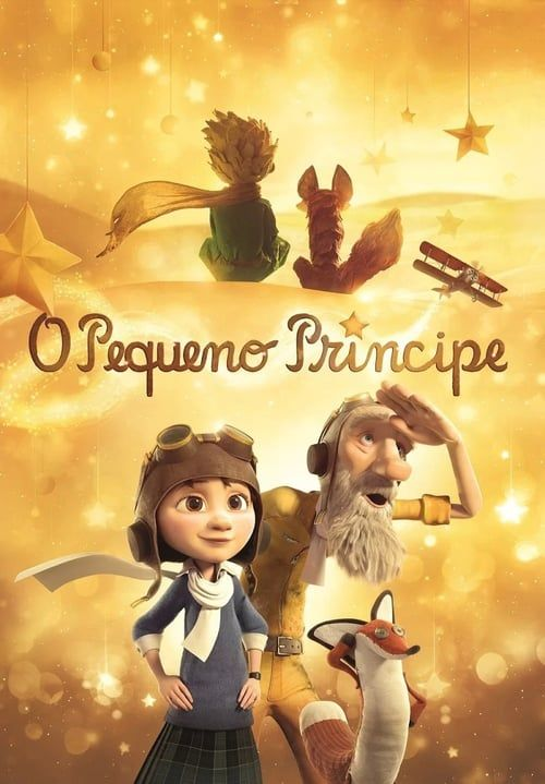 The Little Prince Full Movie Streaming Online in HD-720p Video Quality