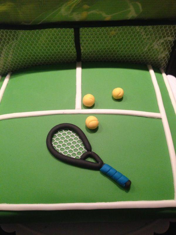 Tennis Taart!