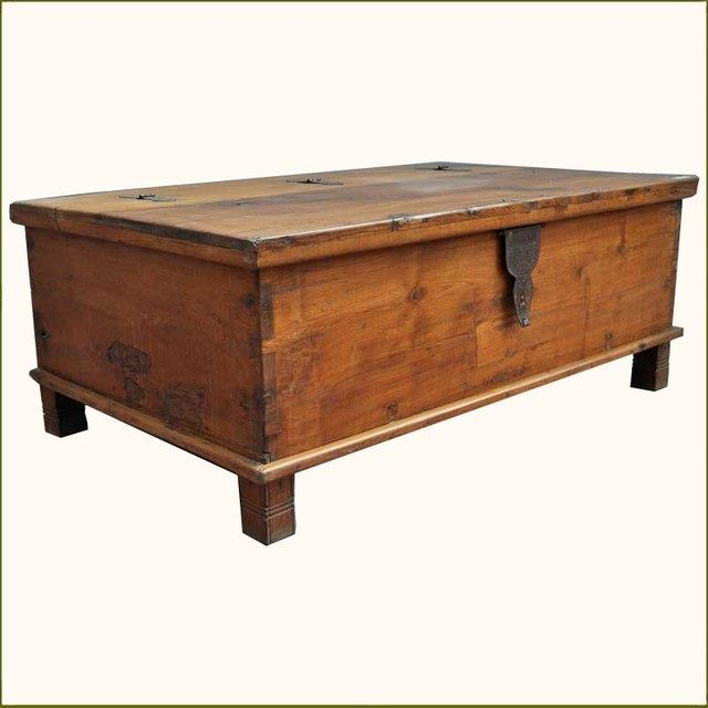 Coffee Table, Compare Rustic Trunk Coffee Table Traditional Coffee Tables  Appalachian Rustic Teak Hinged Top