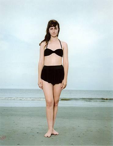 Rineke Dijkstra: Beach Portraits