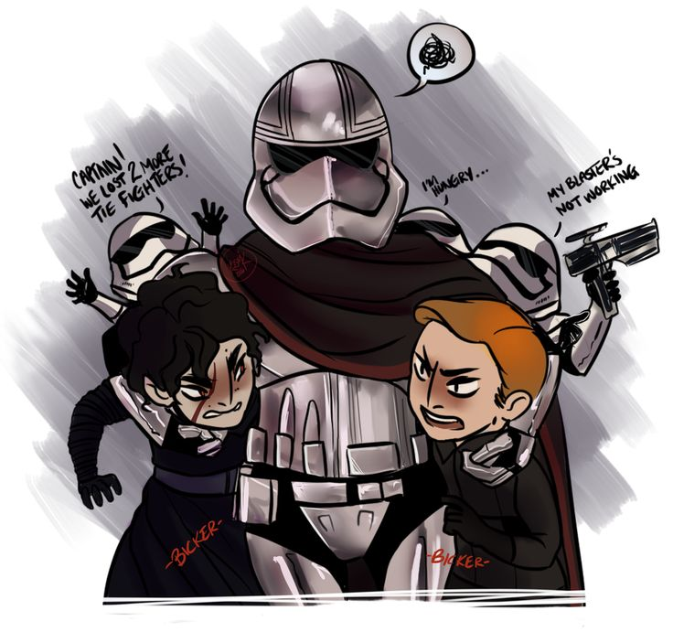 SW: Captain Phasma: The First Order's Only Hope by RedLex on DeviantArt