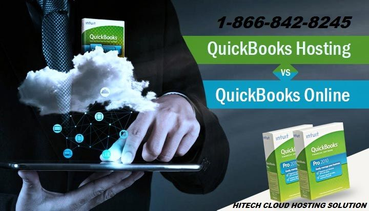 Why QuickBooks Hosting is better than QuickBooks online? Since the time QuickBooks software was developed, it has revolutionized the accounting industry. Now it has become the most popular bookkeeping and accounting software among the CPAs. As small and medium organizations rose above the imperatives of desktop PCs and moved towards portable processing gadgets like cell phones and tablets for their versatile nature and flexible utility.