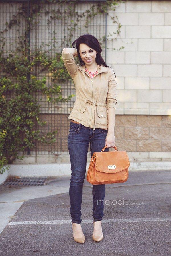19 elegante Outfits mit Jeans