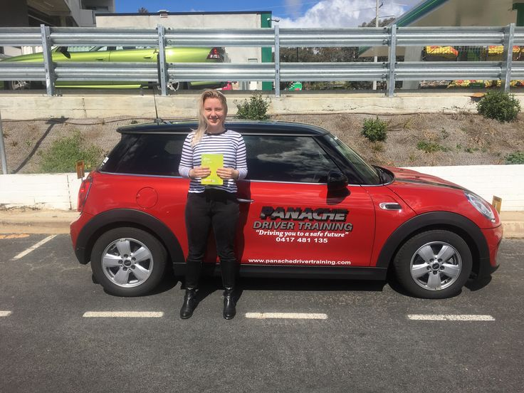 We would like to say congratulations to Tatiana Lanina for passing her comp 23 (driving test) in the F56 Mini Cooper! Great work see you on the Defensive driving course. :) www.panachedrivertraining.com/defensive-driving-course.html