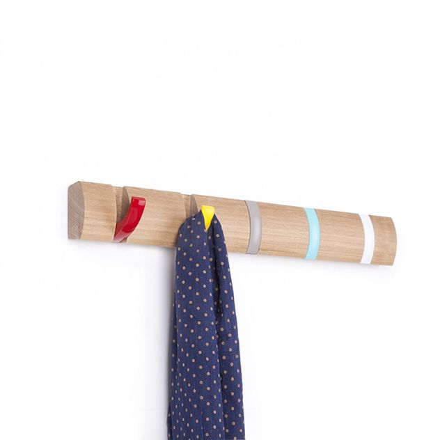 Flip Hook - Multicoloured - Hooks, Hangers and Storage - Accessories - Products - Blue Sun Tree