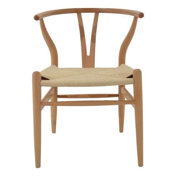 De apariencia delicada y elegante da como resultado una silla con un equilibrio perfecto entre su forma y su función. Estructura de madera de Roble Asiático y asiento en fibra sintetica. Medidas: L 52 A 56 H 76 (CM).