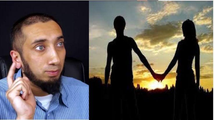 Boyfriend & Girlfriend -- Nouman Ali Khan 2016