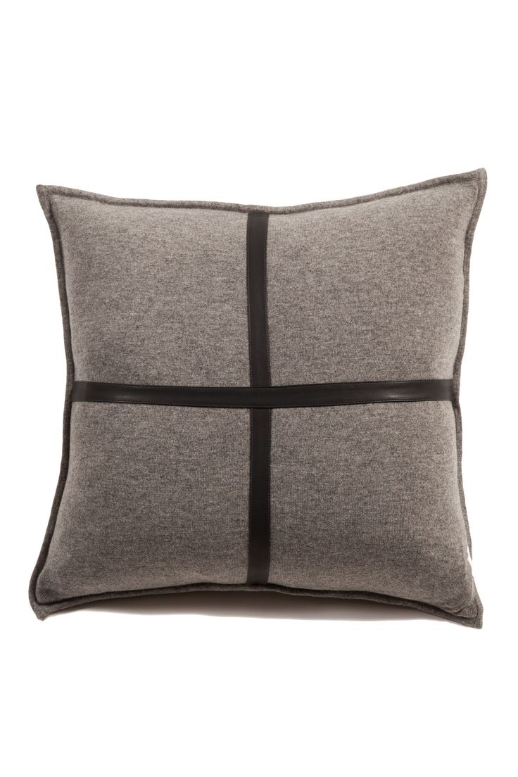 25 best ideas about leather pillow on pinterest cushions ext