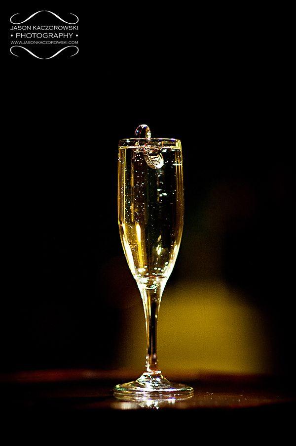 Champagne Wedding Rings