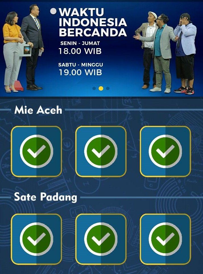 Media Informasi Dan Tekhnologi Kunci Jawaban Tts Cak Lontong Level Mie Aceh Cak Aceh Levels