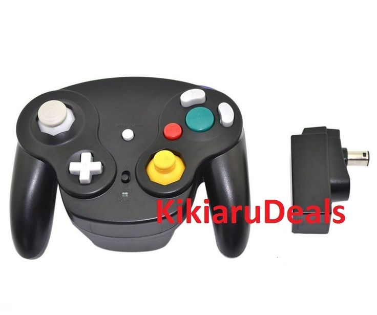 Wireless GameCube Controller (NEW)