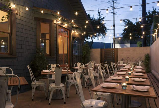 Little Beast Restaurant - Thrillist Los Angeles